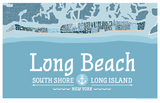 Long Beach Cities Type Map