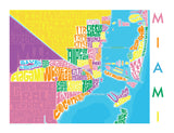 Miami Neighborhood Type Map