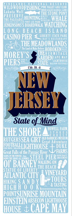 New Jersey State of Mind
