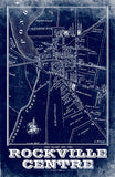 Rockville Centre Vintage Map
