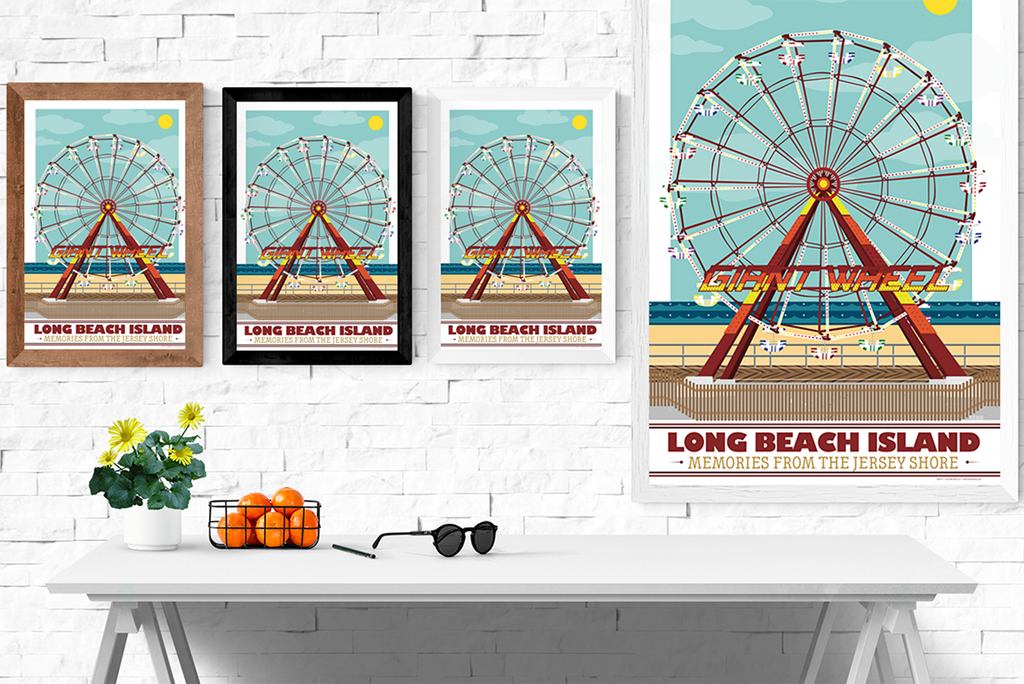 LONG BEACH ISLAND FERRIS WHEEL