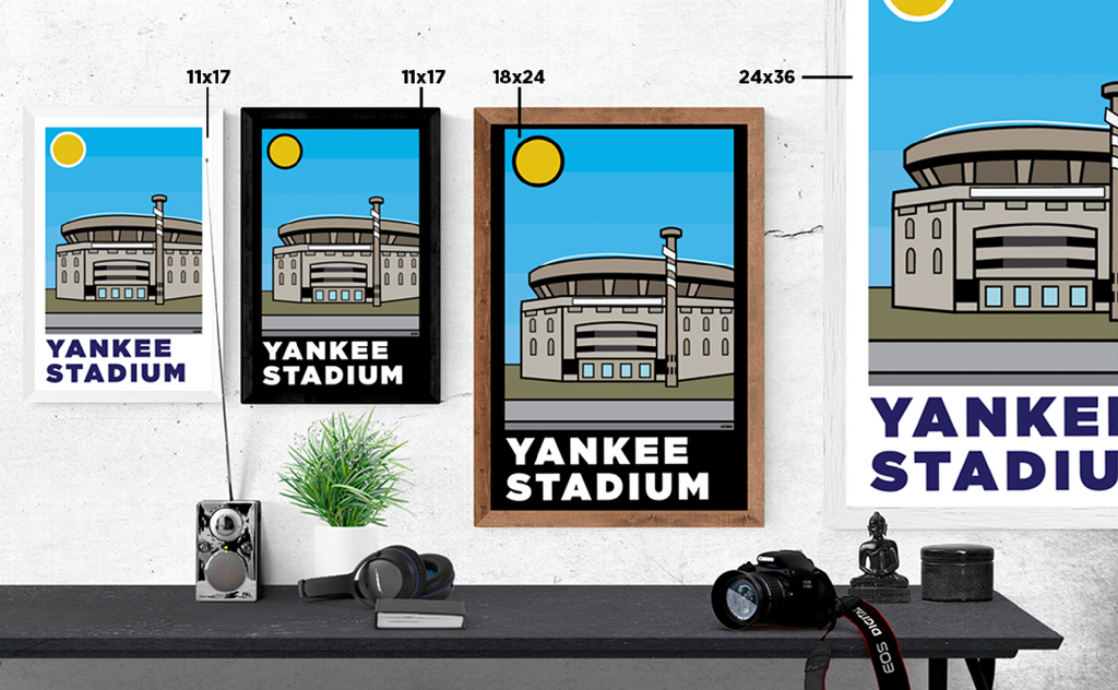Yankee Stadium: Thick Line Series
