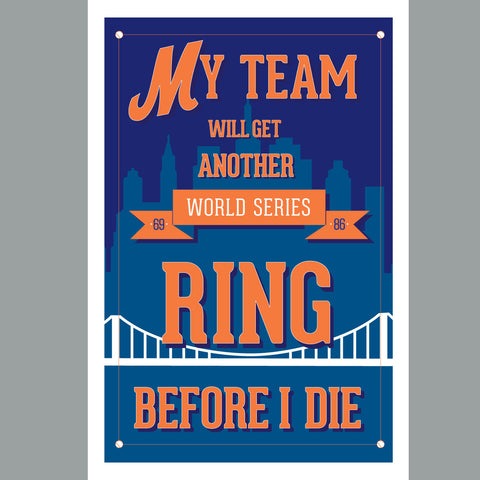 New York Mets- Another Ring