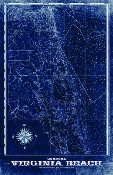 Virginia Beach Nautical Chart