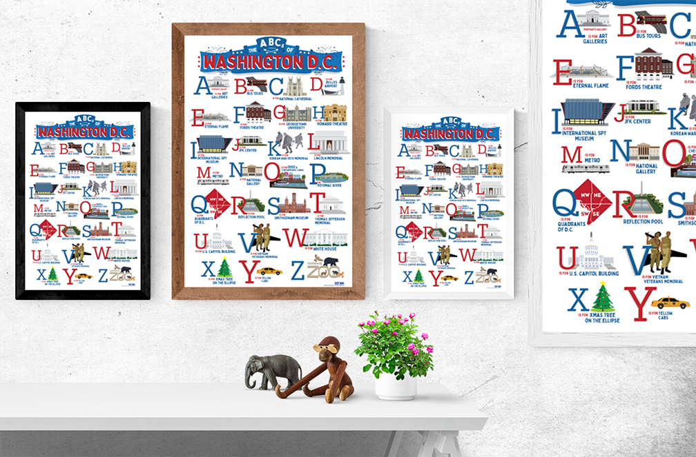 ABCs of Washington D.C.