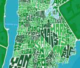 Westchester County Type Map