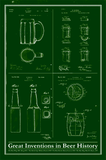 Great Inventions in Beer History-Patent Invention Art