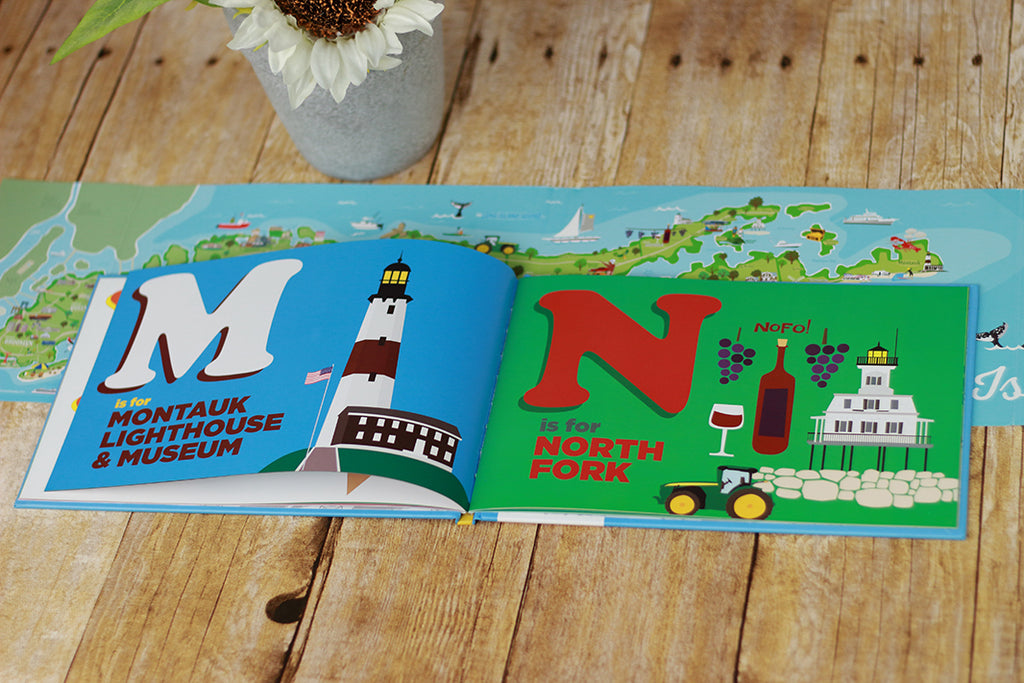 ABCs of Long Island book