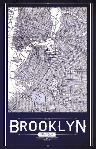 Brooklyn North Remixed Map