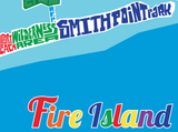 Fire Island Type Map