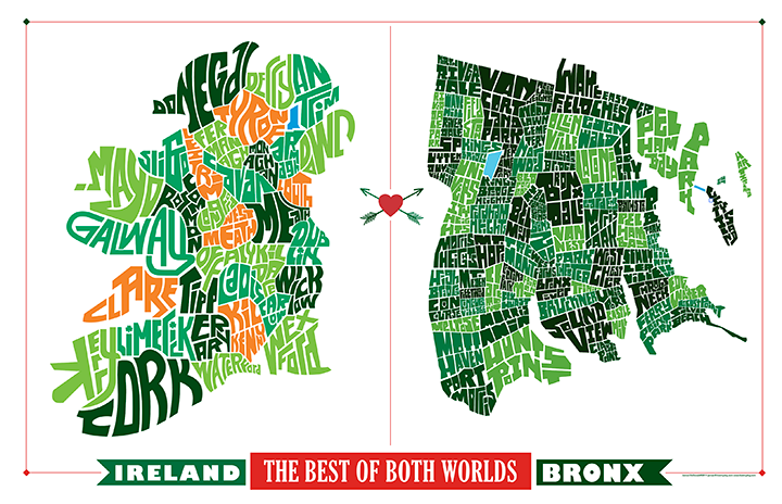 Best of Both Worlds: Ireland & Bronx