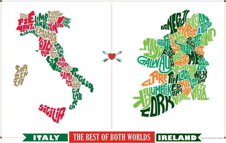 Best of Both Worlds: Ireland & Italy