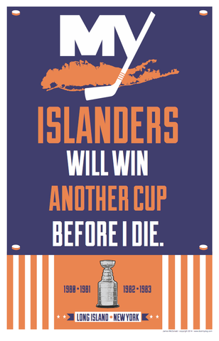 Islanders Will Win a Cup Before I Die