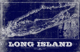Long Island Small Remixed Map