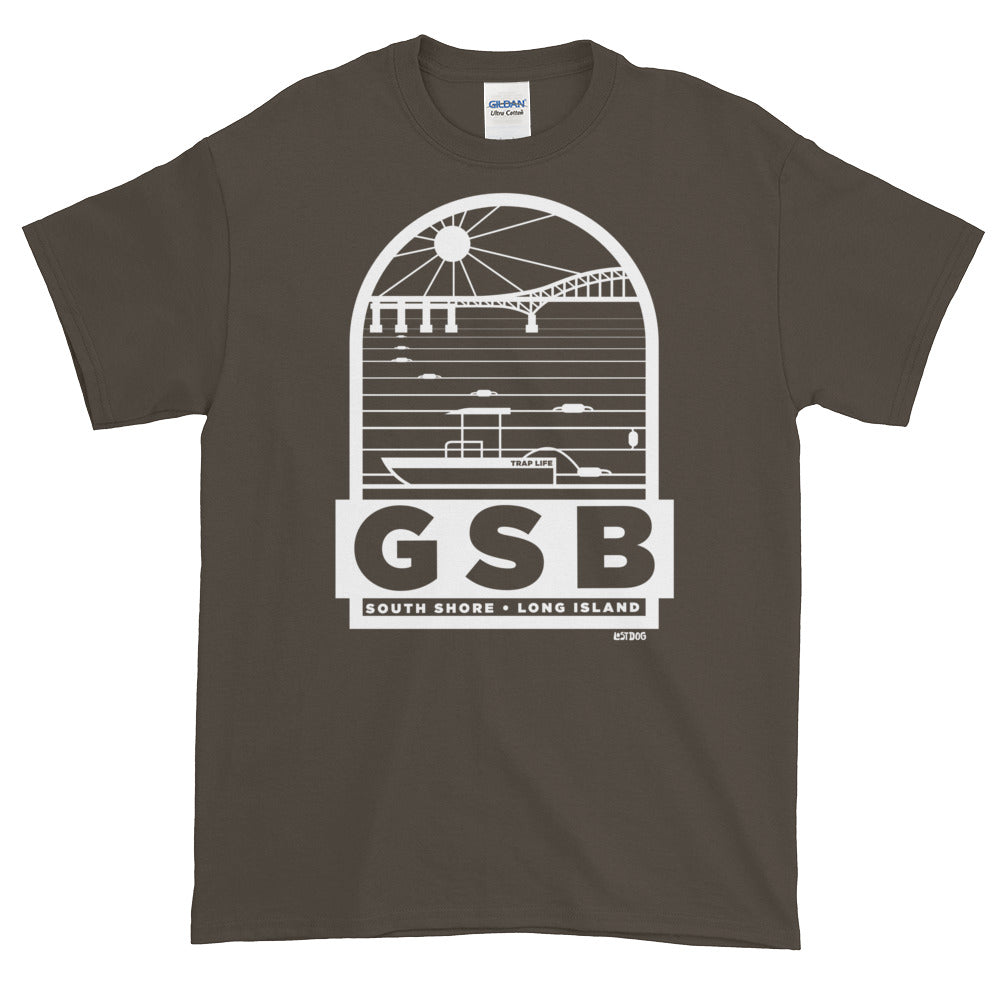 Great South Bay Short-Sleeve T-Shirt