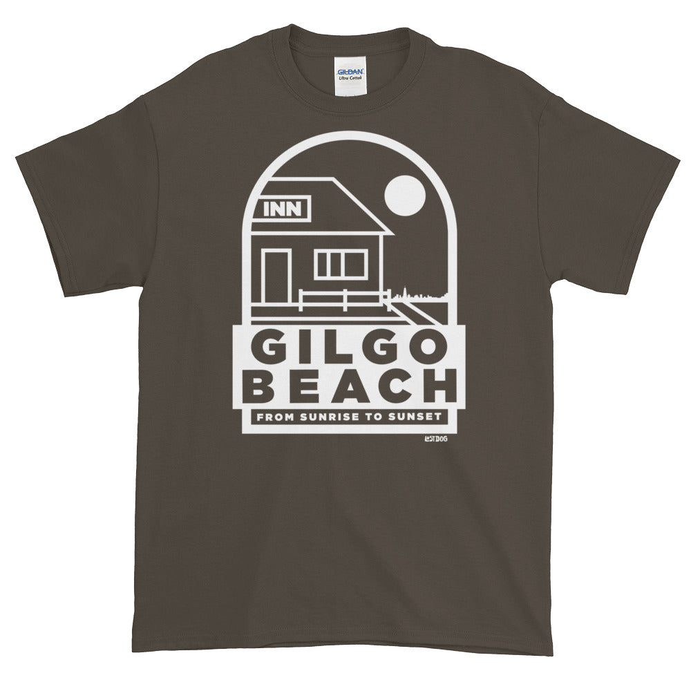 Gilgo Beach sunrise to sunset t-shirt