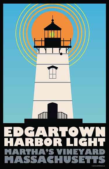 Edgartown Harbor Lighthouse: National Park Series