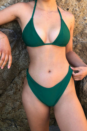 Bondi Top / Emerald