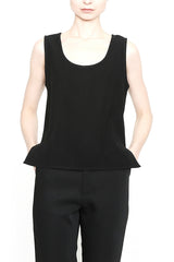 Short Tank With Side Slits