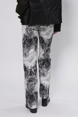 Nite Sky Jacquard Trouser with Back Welt Pockets