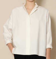 Paper Cotton Nehru Shirt Jacket