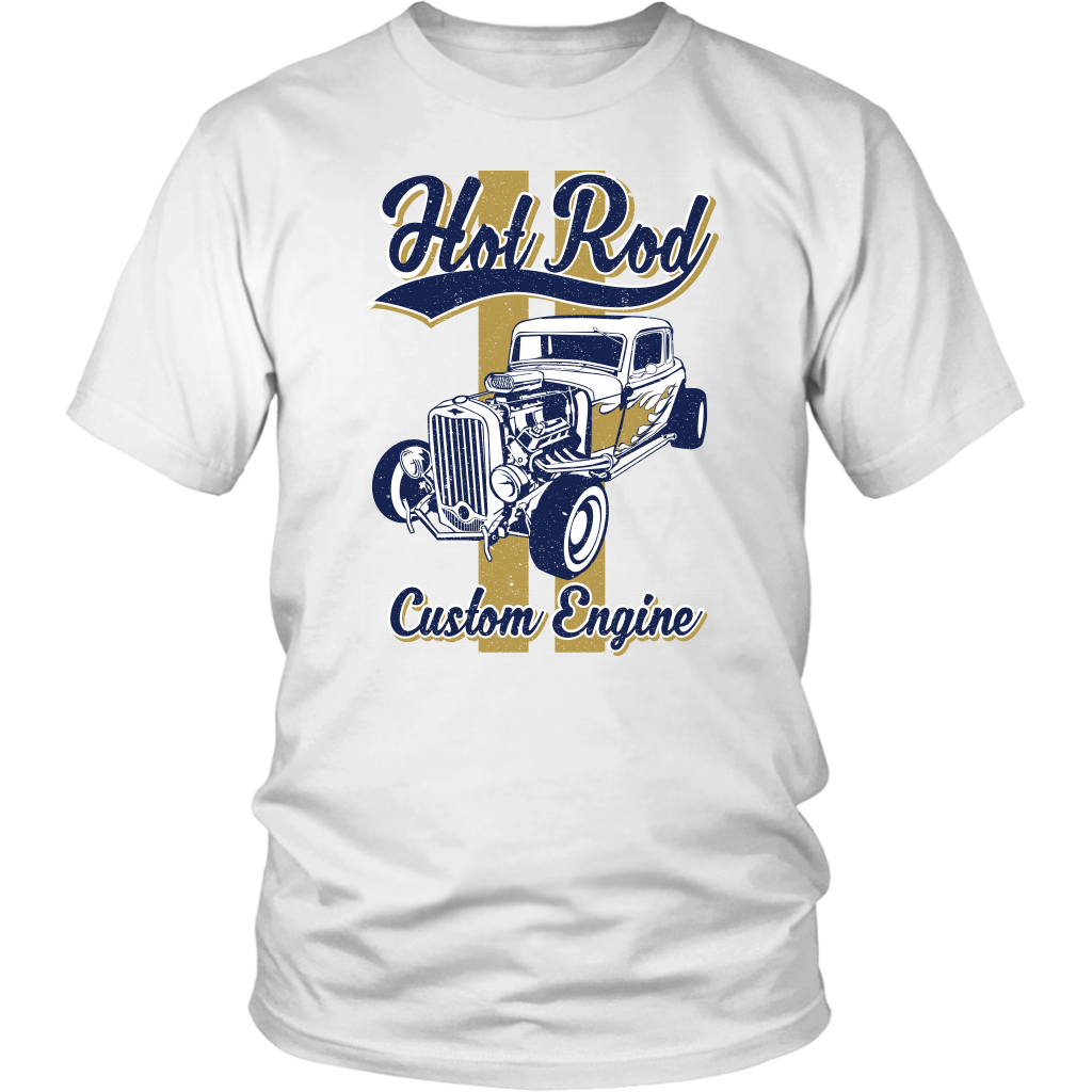 Hot Rod T Shirts >> Hot Rod T Shirt