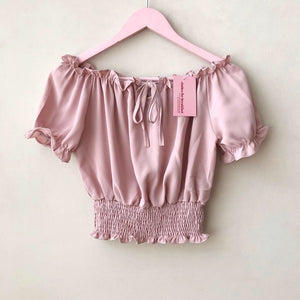 Dreamy Puff Top