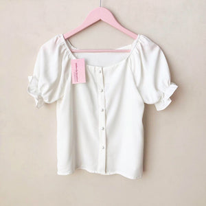 Cindy Puff Sleeved Top
