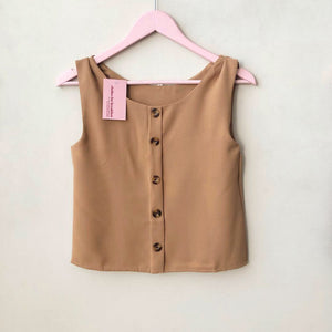 Betsy Button Top