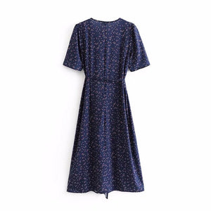 Reveur Wrap Dress