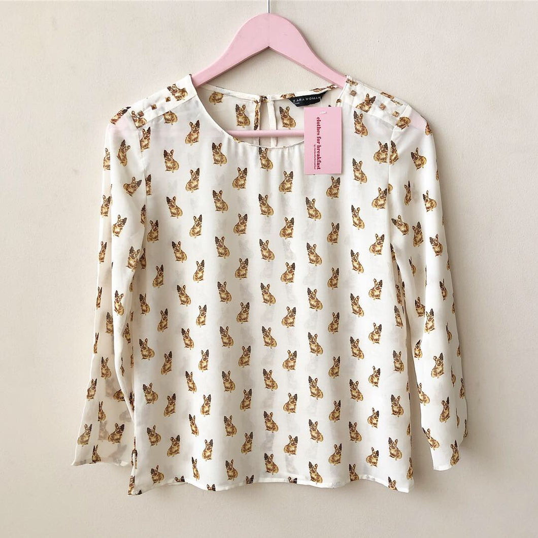 Frenchie Top