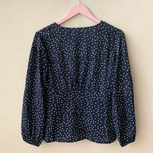 Paris Polka Top