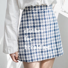 Load image into Gallery viewer, Harlow Tweed Skirt