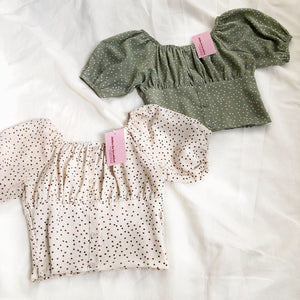 Dottie Puff Top