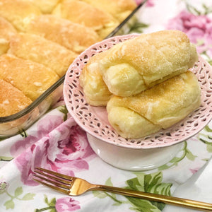 Really Fluffy Cheese Rolls