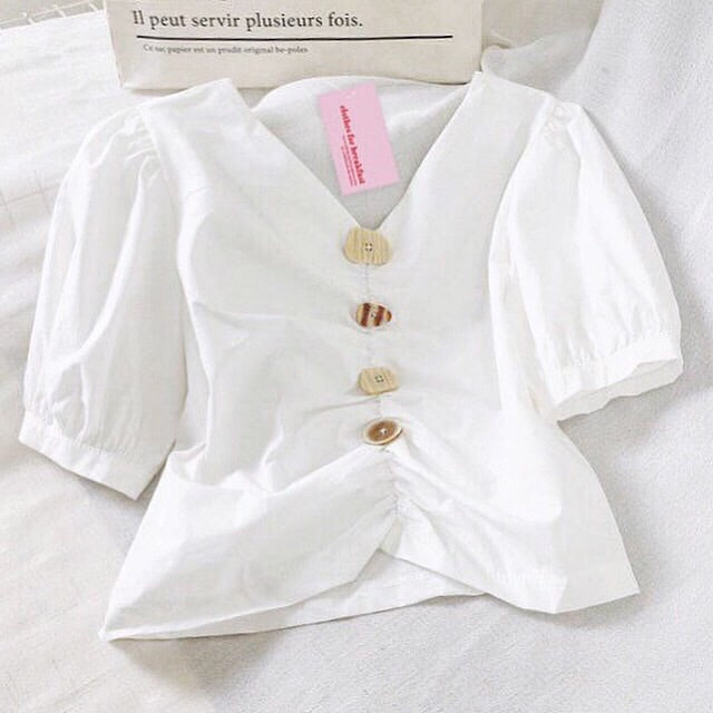 Pebble Puff Top