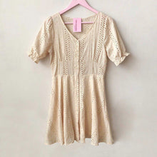 Load image into Gallery viewer, Meadow Eyelet Dress