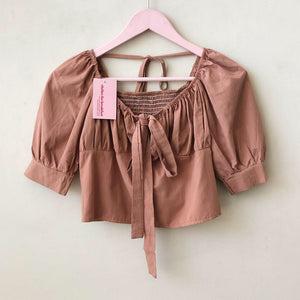 Whimsy Puff Top
