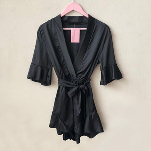 Satin Playsuit