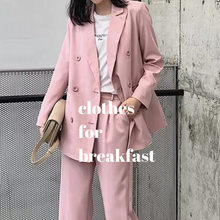 Load image into Gallery viewer, Pink Pantsuit