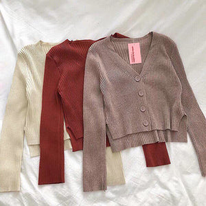 Chunky Knit Top