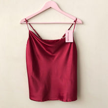 Load image into Gallery viewer, Classic Satin Cami Top