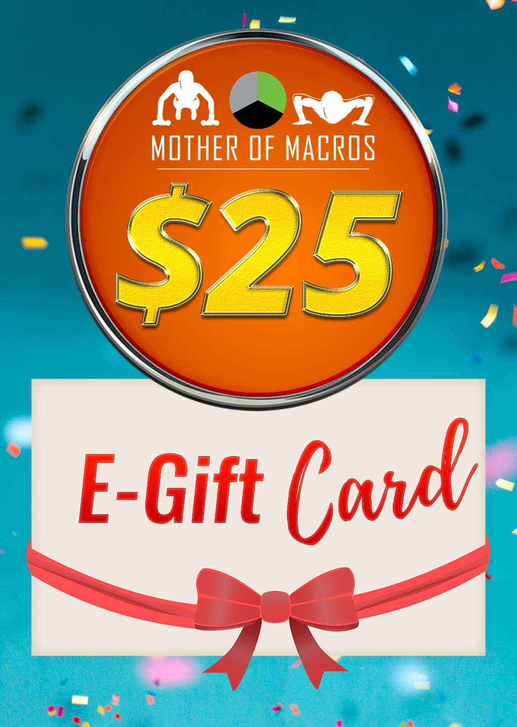 Mother of Macros E-Gift Card - Mother of Macros