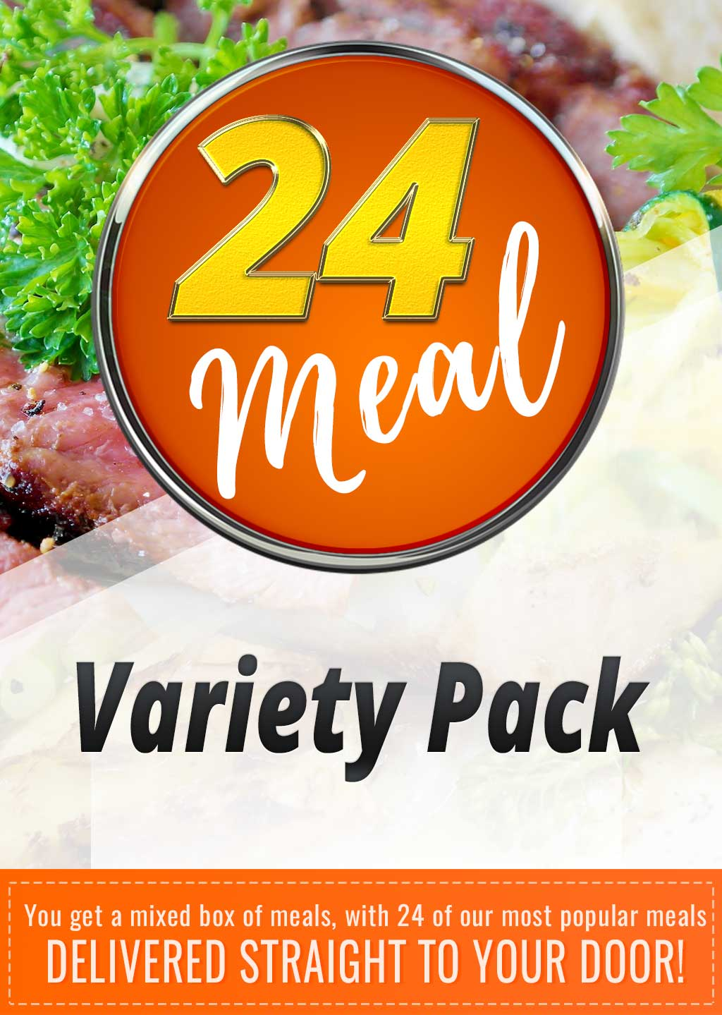 24 Meal Variety Pack - Mother of Macros