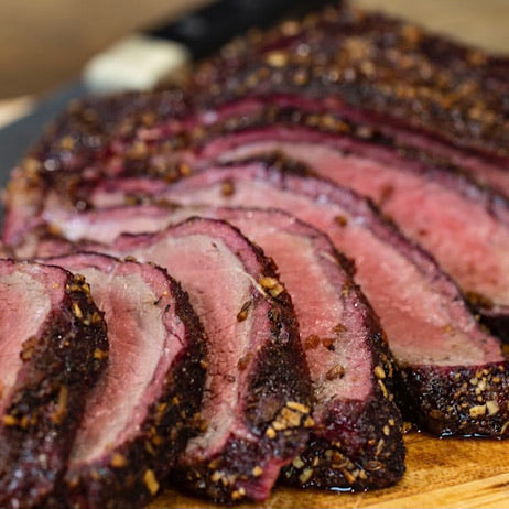 Bulk Macros by the 1/2 Pound: Roasted Dry Rubbed Tri-Tip