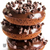 4 Pack Triple Chocolate Clean Cheatz Donuts