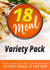18 Meal Variety Pack