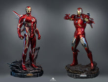 Load image into Gallery viewer, Queen Studios 1/2 Iron Man Mark 50 Statue