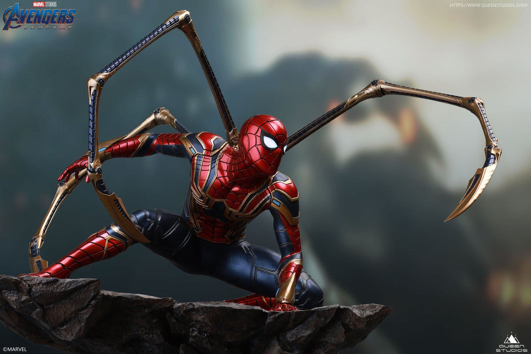 Queen Studios 1/4 Iron Spider