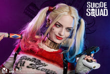 Load image into Gallery viewer, Infinity Studio DC Series Life Size Bust (Suicide Squad Harley Quinn)